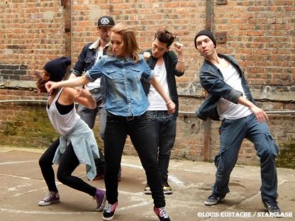Danseurs clip starclash